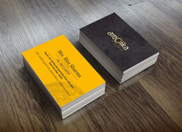 Business Card Design / Visiting Card Designong